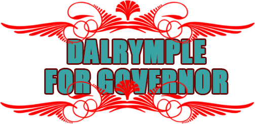 Dalrympler For Governor